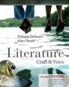 Literature: Craft & Voice (Fiction, Poetry, Drama): Three Volume Set - Nicholas Delbanco, Alan Cheuse