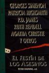 El Festín de los asesinos - Ruth Rendell, Peter Haining, Patricia Highstmith, Georges Simenon, Agatha Christie