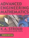 Advanced Engineering Mathematics - K.A. Stroud, Dexter J. Booth