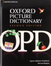 The Oxford Picture Dictionary: Monolingual - Norma Shapiro, Jayme Adelson-Goldstein