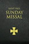 Saint Paul Sunday Missal: Black Leatherflex - Daughters of St. Paul
