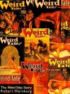 The Weird Tales Story - Robert E. Weinberg, E. Hoffmann Price