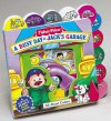A Busy Day at Jack's Garage: All about Colors - Dina Anastasio, Leslie McGuire