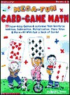 GAME: Mega-Fun Card-Game Math - NOT A BOOK