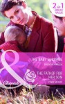 The Baby Surprise / The Father For Her Son - Brenda Harlen, Cindi Meyers