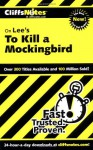 To Kill a Mockingbird - CliffsNotes, Tamara Castleman, Harper Lee Lee