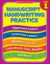 1st Grade Manuscript Handwriting Practice - Terry Cooper
