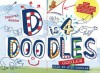 D is 4 Doodles: A Step-by-Step Drawing Book - Deborah Zemke