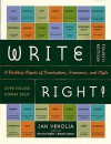 Write Right!: A Desktop Digest of Punctuation, Grammar, and Style - Jan Venolia