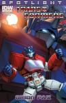 Transformers: Spotlight - Orion Pax - James Roberts, Steve Kurth