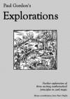 Paul Gordon's Explorations - Unusual Card Tricks - Paul Gordon, Peter Duffie