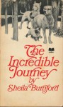 The Incredible Journey - Sheila Burnford
