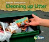 Cleaning Up Litter - Charlotte Guillain