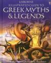 Greek Myths & Legends - Cheryl Evans, Anne Millard