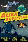 Alien Adventures: 3 Stories in One - Franzeska Ewart, Sam McBratney, Jamila Gavin