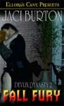 Fall Fury (Devlin Dynasty, #2; Storm For All Seasons, #2) - Jaci Burton