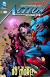 Action Comics (2011- ) #12 - Grant Morrison, Cafu, Rags Morales