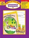 Literacy Centers: Grades 1-3 - Jo Ellen Moore