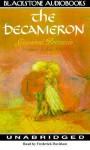 The Decameron (Audio) - Giovanni Boccaccio, Frederick Davidson