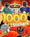 Power Rangers 1000 Stickers - Parragon Books