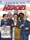 American Heroes Coloring Book - Steven James Petruccio