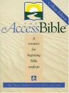 The Access Bible: New Revised Standard Version with Apocrypha- A Resource for Beginning Bible Students - Gail R. O'Day, David Petersen