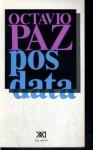 Posdata - Octavio Paz