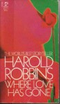 Where Love Has Gone (Mass Market) - Harold Robbins