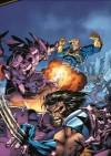 X-Men: The Road to Onslaught Volume 2 - Alan Davis, Scott Lobdell, Terry Kavanagh, Larry Hama, Roger Cruz, Joe Madureira, Bryan Hitch, Andy Kubert