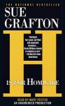 H Is for Homicide (Audio) - Mary Peiffer, Sue Grafton