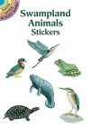 Swampland Animals Stickers - Lisa Bonforte