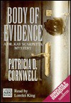 Body of Evidence (Audio) - Lorelei King, Patricia Cornwell