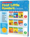 First Little Readers E-Storybooks: 100+ Leveled E-Books That Give Young Learners the Practice They Need to Progress and Succeed in Reading - Deborah Schecter