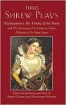 Three Shrew Plays - John Fletcher, Barry Gaines, Margaret Maurer, William Shakespeare