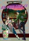 Manga Shakespeare: As You Like It - Richard Appignanesi, Chie Kutsuwada, William Shakespeare