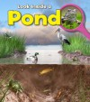 Pond (Young Explorer: Look Inside) - Louise Spilsbury