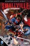Smallville: Olympus, Part 11 - Bryan Q. Miller, Jorge Jimenez, Carrie Strachan, Cat Staggs
