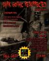 Dark Gothic Resurrected Magazine - Jeff Parsons, Aaron Byars, Gary Budgen, Andrew Norris, Guy Burtenshaw, Michael Pendragon, Nik Kerry