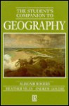 The Student's Companion To Geography - Alisdair Rogers, Heather A. Viles