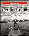 Applied Calculus For Business, Life, And Social Sciences, Textbook And Student Solutions Manual - Deborah Hughes-Hallett, Andrew M. Gleason, Daniel E. Flath, Sheldon P. Gordon, David O. Lomen, David Lovelock, William G. McCallum, Douglas A. Quinney, Patti Frazer Lock, Thomas W. Tucker, Brad G. Osgood, Jeff Tecosky-Feldman, Andrew Pasquale, Joe B. Thrash, Karen R. T