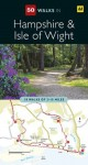 50 Walks in Hampshire and the Isle of Wight (AA 50 Walks Series) - Automobile Association