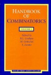 Handbook of Combinatorics - Vol. 1 - Ronald L. Graham, Martin Grotschel, László Lovász