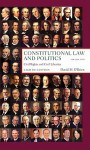 Constitutional Law and Politics, Volume Two: Civil Rights and Civil Liberties - David O'Brien