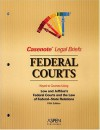 Federal Courts, Keyed to Low & Jeffries (Casenote Legal Briefs) - Casenote Legal Briefs, Casenote Legal Briefs