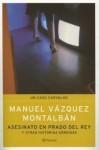 Asesinato en Prado del Rey y otras historias sórdidas - Manuel Vázquez Montalbán
