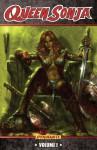 Queen Sonja Volume 1 - Joshua Ortega, Mel Rubi, Lucio Parrillo