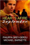 Hearts Afire September - Philippa Grey-Gerou, Michael Barnette