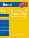 Bond Non-Verbal Reasoning Assessment Papers 11+-12+ Years: Bk. 2 - Nicola Morgan