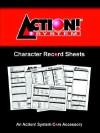 Action! System Character Sheets - Mark T. Arsenault