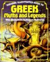 Greek Myths & Legends - C. Evans